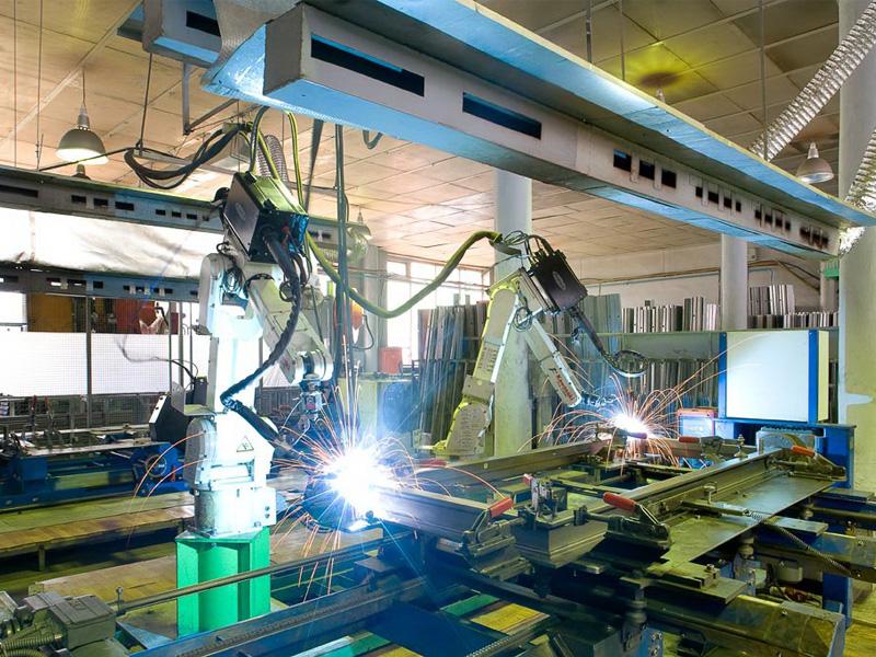 завод по производству металлических входных дверей